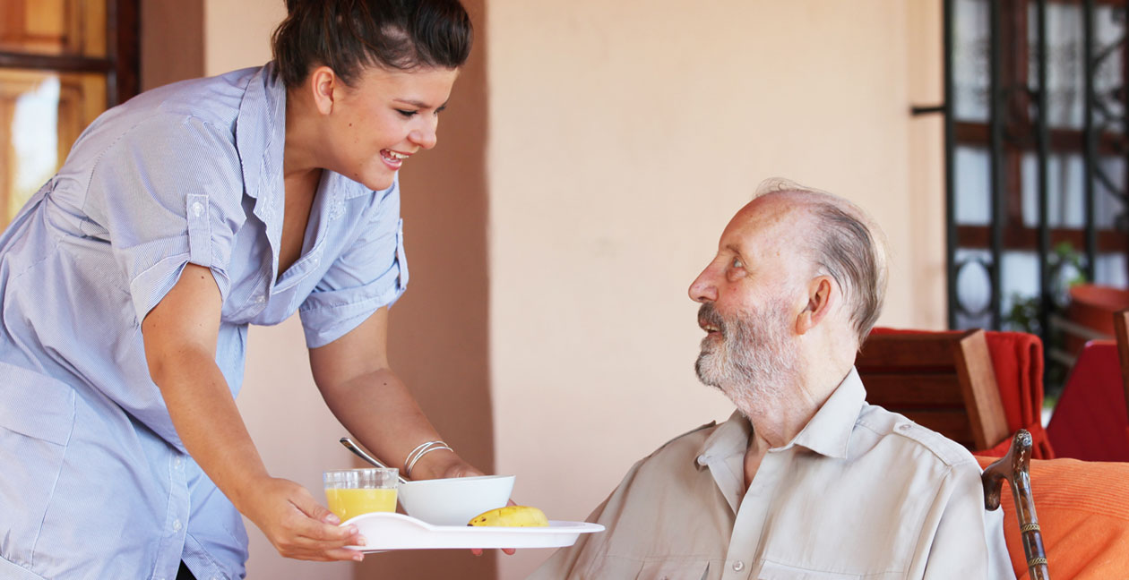 Aide Support Service in Hampden County MA. Personal Care